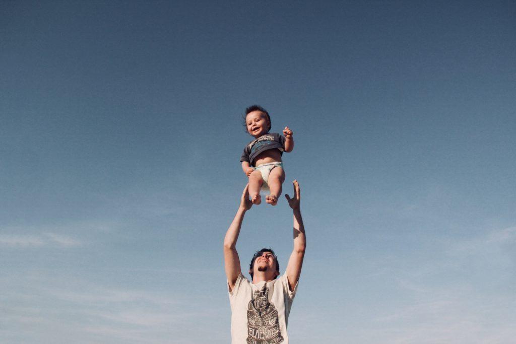 cómo conseguir la custodia compartida bebe 1 año