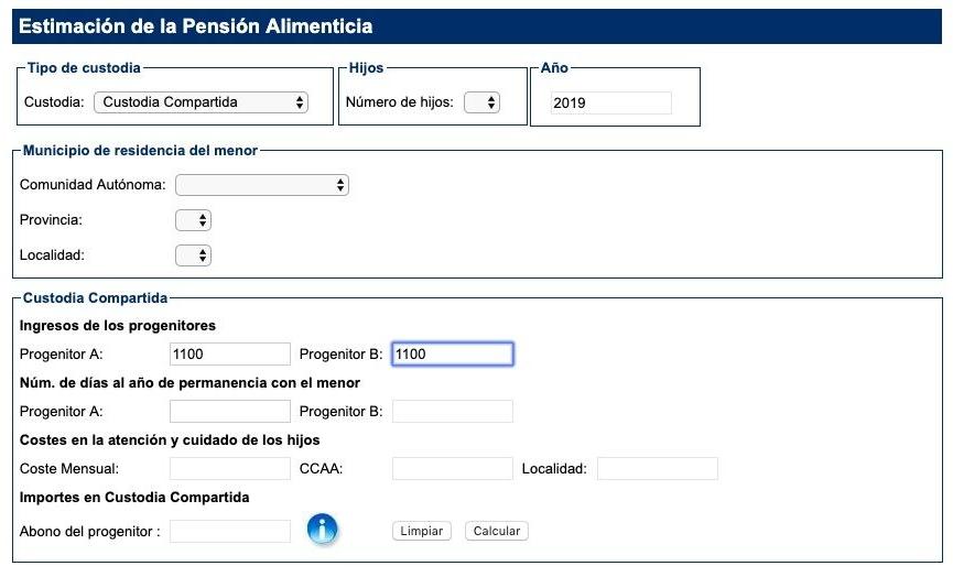 calculo salario cgpj app