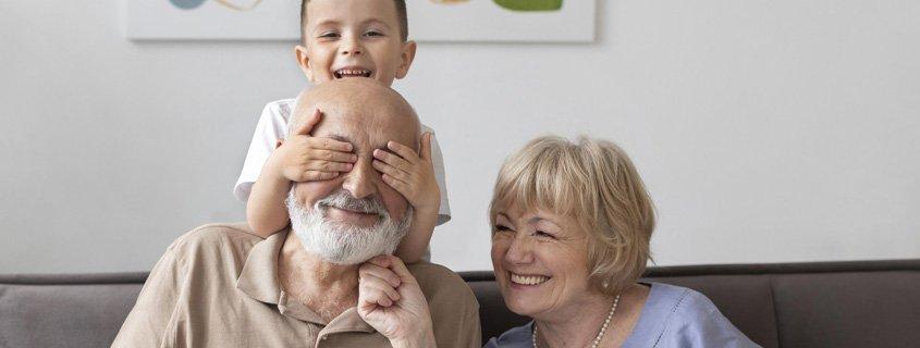 Derecho de visitas de los abuelos a los nietos
