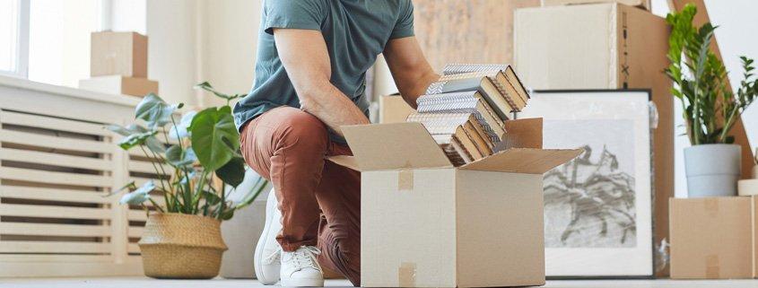 ¿Cómo recuperar mis cosas de casa de mi ex?