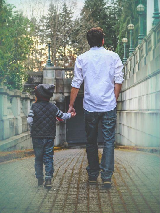 tiene que dar igual el concepto lo importante es pasar tiempo con tu hijo
