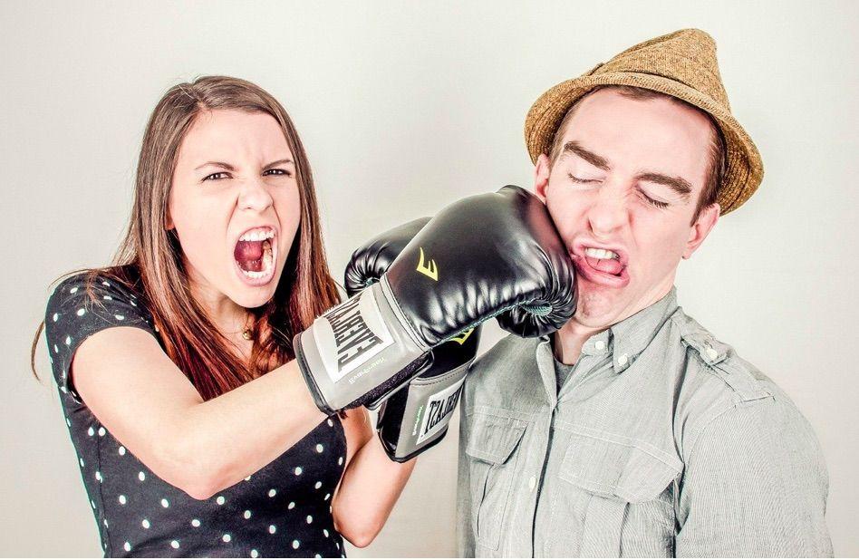 Si vives en continua lucha con tu ex terminas arrastrando al conflicto a tus hijos.