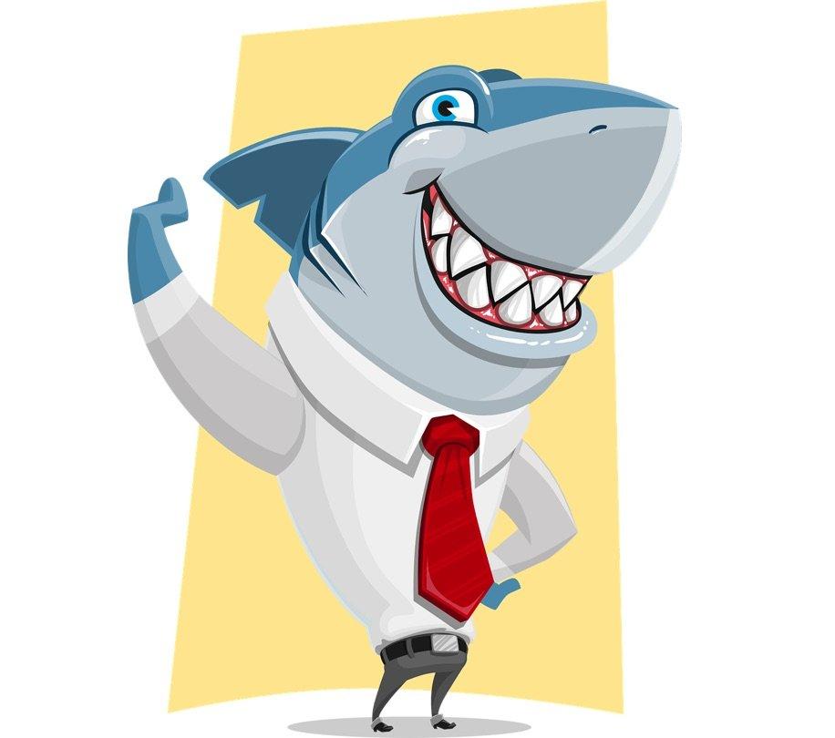 despachos de abogados con fama de tiburones