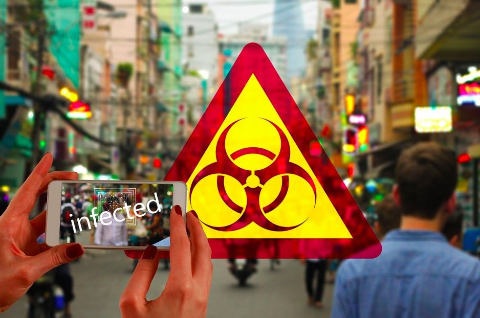 pandemia que es