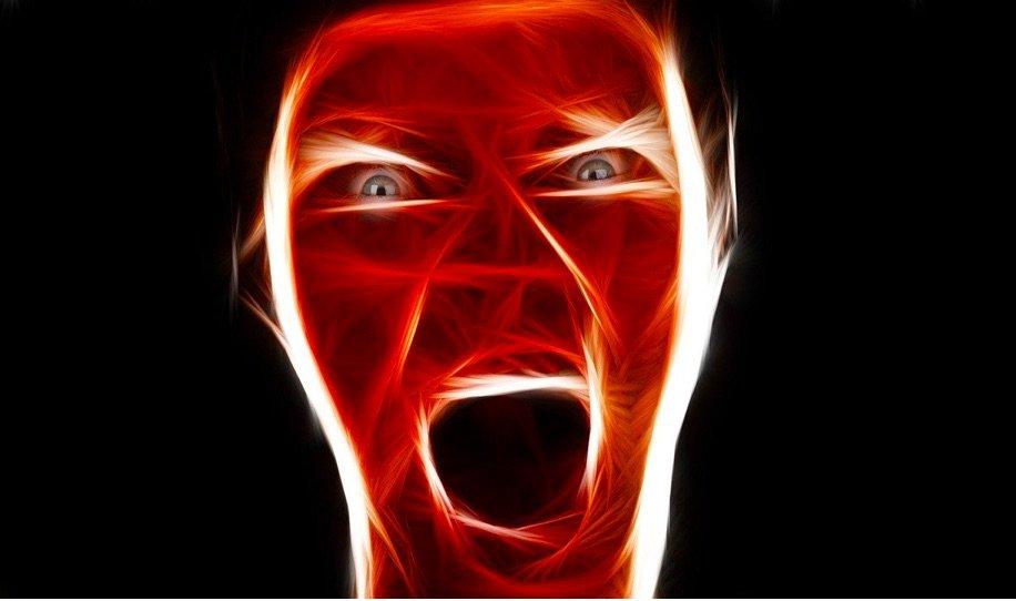 sientes dolor, rabia, ira, odio, venganza