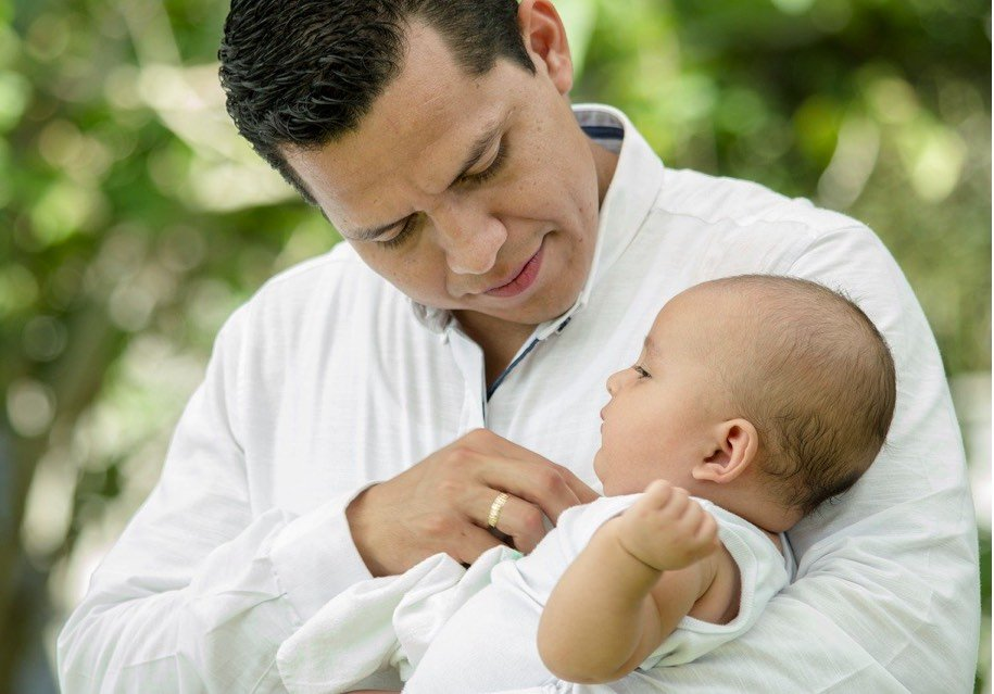 un padre que lo da todo por estar junto a sus hijos